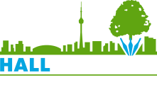 Hall Tree Spading Logo